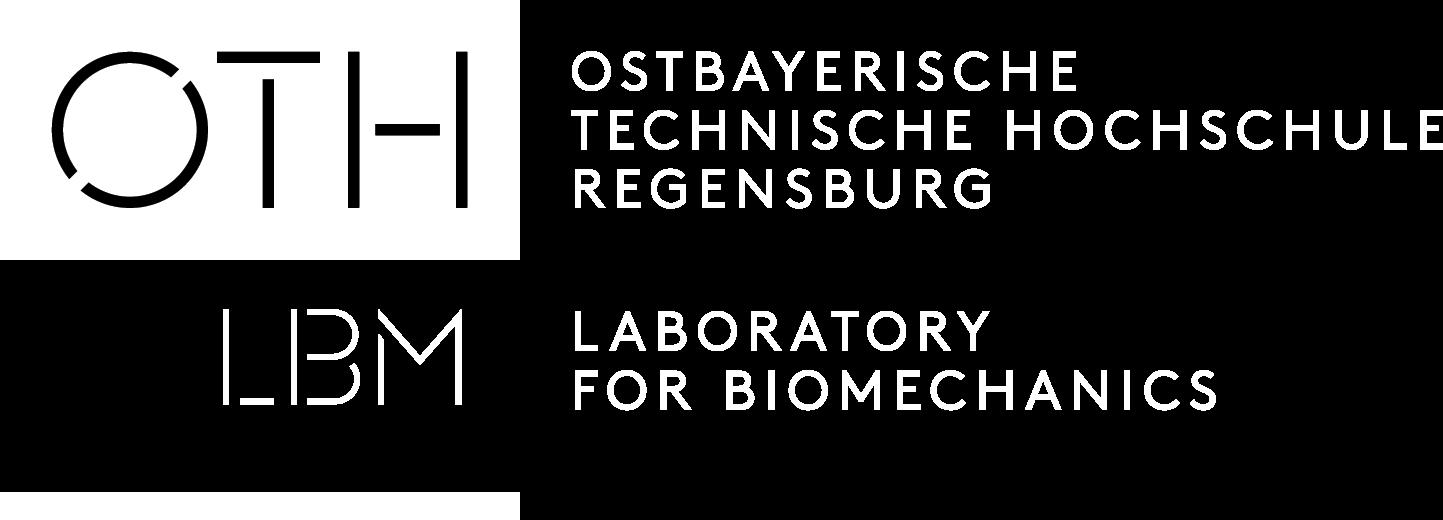 Laboratory for Biomechanics Logo